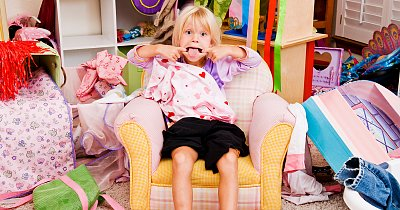 Clean Your Room! Teaching Kids to Clean Their Own Messes