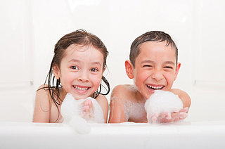 How to Decide When Siblings Should Stop Bathing Together