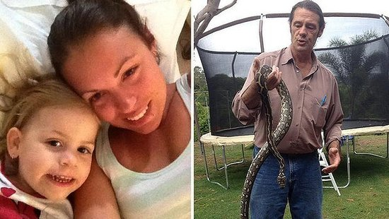 Mom Rescues Sleeping Two-Year-Old from Python