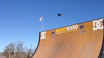 Skateboarding Daredevil Turns Out to Be Only 9 (VIDEO)