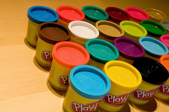 From Play-Doh to Push Toys: The Best Toddler Gifts