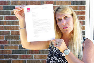 Mom Banned from School for Trying to Protect Her Daughter