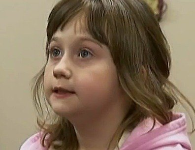7 Year-Old Girl Fights Off Walmart Kidnapper