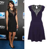 Nina Dobrev French Connection Dress