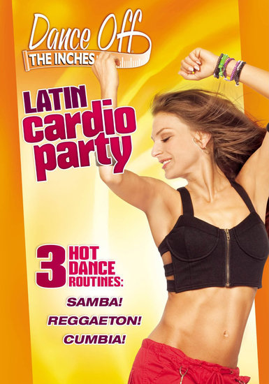 DVD Review: Latin Cardio Party