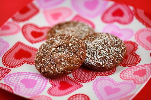 Hot Chocolate Chili Cookie
