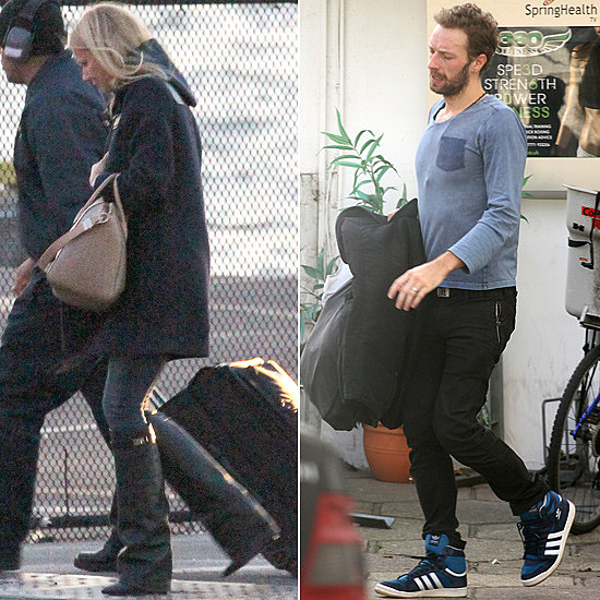 Gwyneth and Cameron Reunite in NYC!