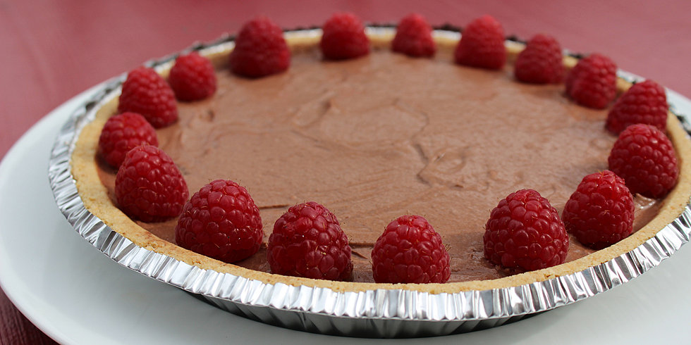 Vegan Valentine: Three-Ingredient Chocolate Pie