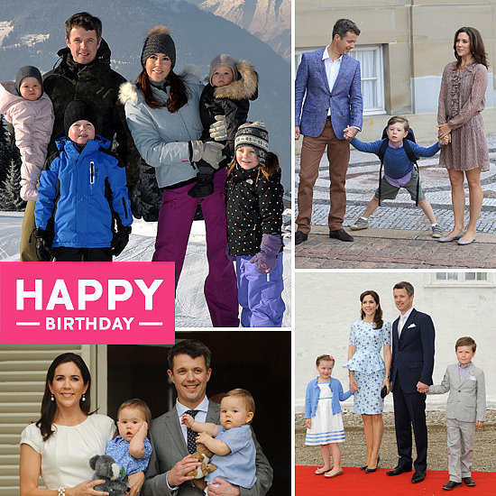 Happy Birthday, Princess Mary — See Her Sweetest Royal Family Moments!