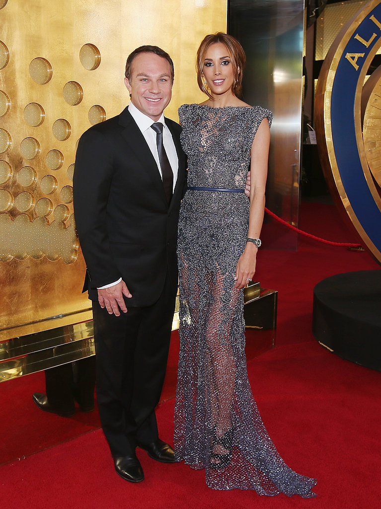 Michael Slater and Rebecca Judd