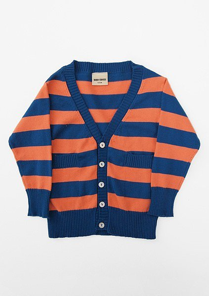 Striped Knit Sweater ($80)