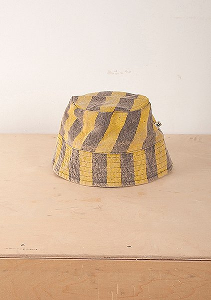 Canvas Striped Hat ($39)