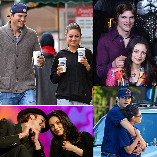 Happy 35th Birthday, Ashton — See His Sweetest Moments With Mila!