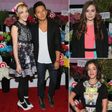 Elizabeth Olsen Kicks Off NYFW at the Prabal Gurung For Target Bash
