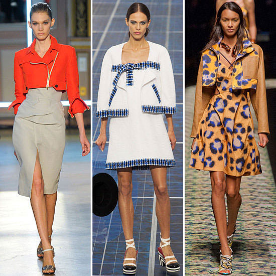 Spring's Cropped Cut