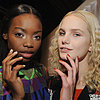 Creatures of the Wind Hair &amp; Makeup | Fashion Week Fall 2013