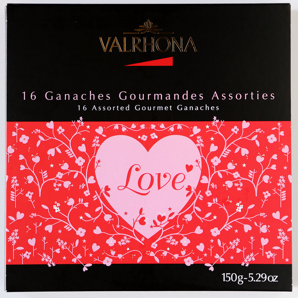 Valrhona 16 Assorted Gourmet Ganaches