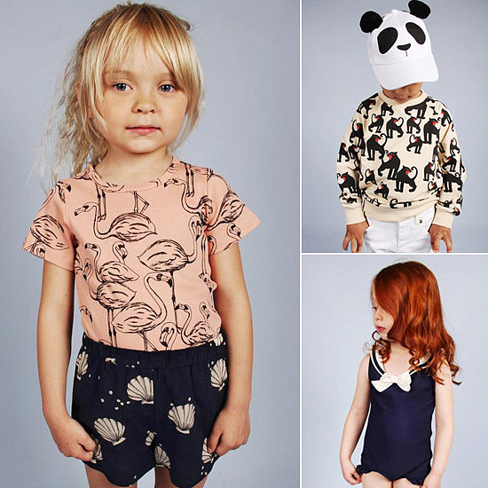 Mini Rodini's Spring Bon Voyage Collection Sets Sail