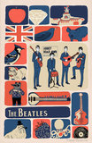 Reminisce on hits from The Beatles with this Beatlemania poster ($15).
