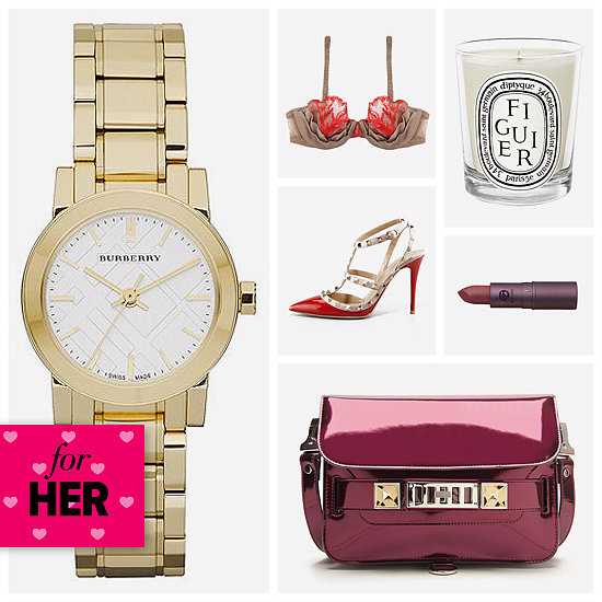 The Perfect Valentine's Gifts For Her