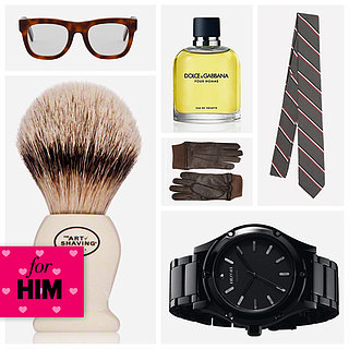 Gifts For Your Guy This V-Day