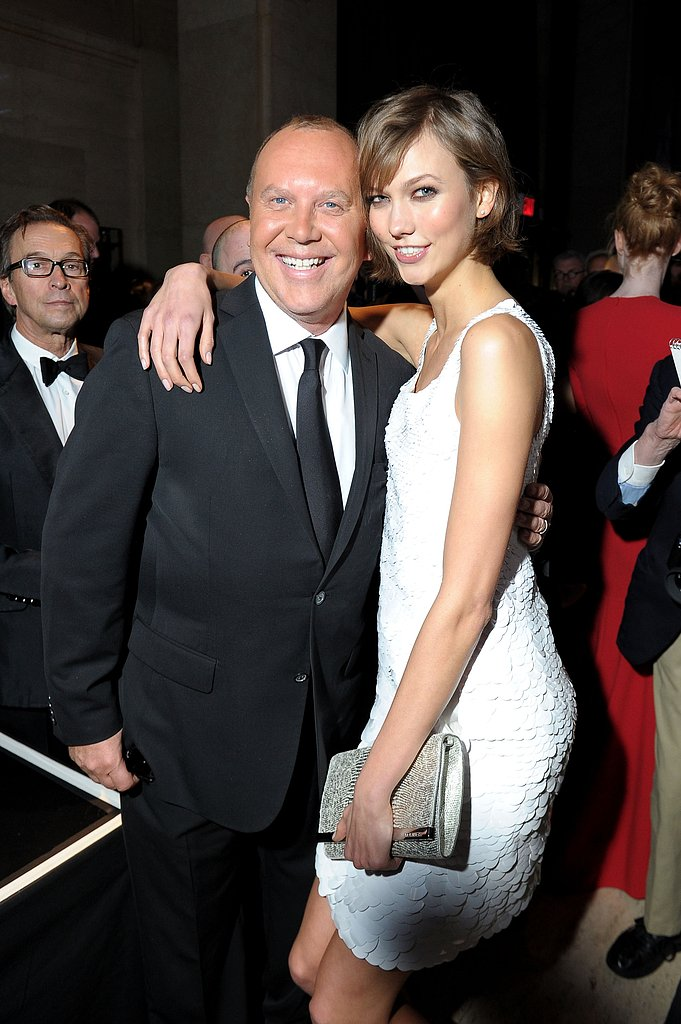 Michael Kors and Karlie Kloss