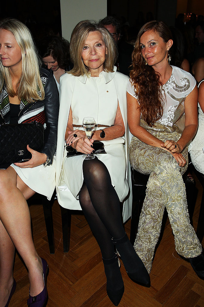 Carla Zampatti and Alice McCall