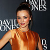 Miranda Kerr, Megan Gale at David Jones AW 13 Fashion Show