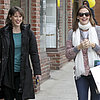 Jennifer Garner at the Nail Salon in Brentwood | Pictures