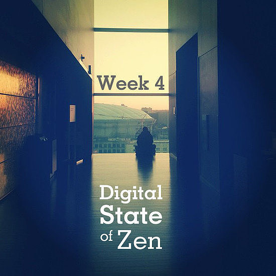 Week 4: Achieve a Digital State of Zen