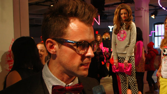 Brad Goreski on Kate Spade's Fall '13 Girl — and Styling Like a Pro