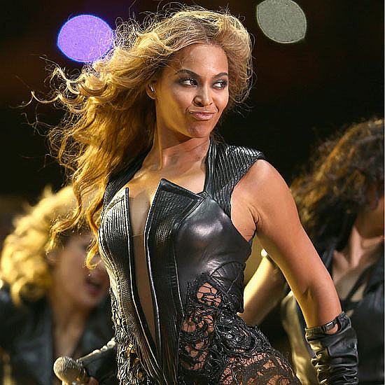 We'll just say it: Beyoncé stole the show at the Super Bowl.