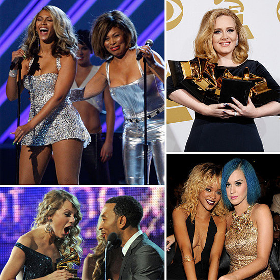 Looking Back at Grammy Award Highlights Over the Years!