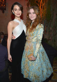 Emmy Rossum and Australian actress Alice Englert attended an after party after the premiere of their new film, Beautiful Creatures, on February 6. It's slated to be the next Twilight!