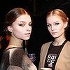 Christian Siriano Hair and Makeup | Fashion Week Fall 2013