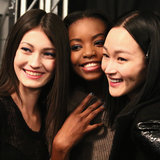 2013 Fall NYFW: Rebecca Minkoff Shows You How to Do a Bold Blue Eye