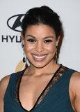 Jordin Sparks at Delta's Grammys Preparty