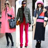 NYFW Street Style Trends 2013