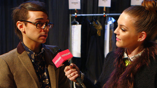 Christian Siriano Takes Us to Opera, Shares Favorite Red-Carpet Moment