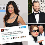 Tweets of the Week: Lucy Hale, Judd Apatow, Lady Gaga & More!