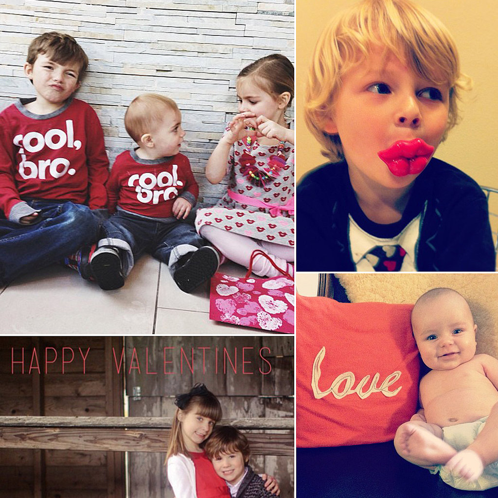 Instagram Challenge: Your Sweetest Valentines!