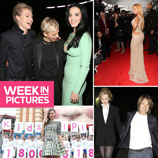 The Week in Pictures: Ellen, Katy, Beyoncé, Miranda & More!