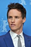 On Saturday, Eddie Redmayne attended a photocall for Les Misérables in Berlin.
