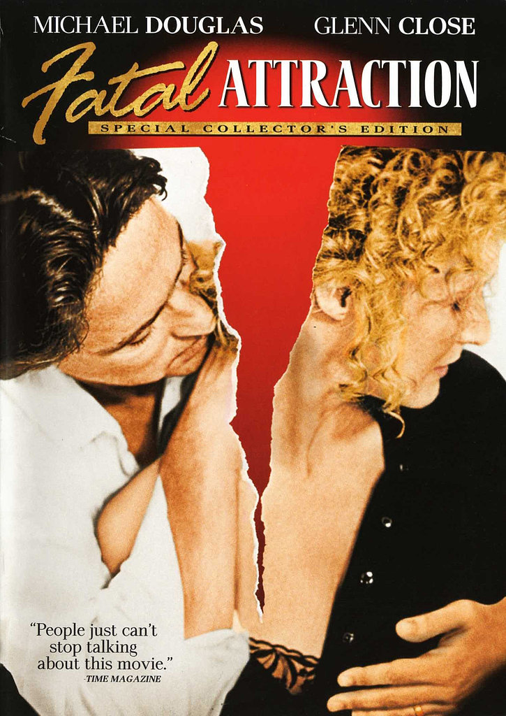Give a single friend who's not in the mood for a romantic comedy something a little less sentimental, like Fatal Attraction ($13).