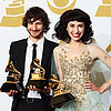 Gotye Wins Record of the Year Grammy Award With Kimbra