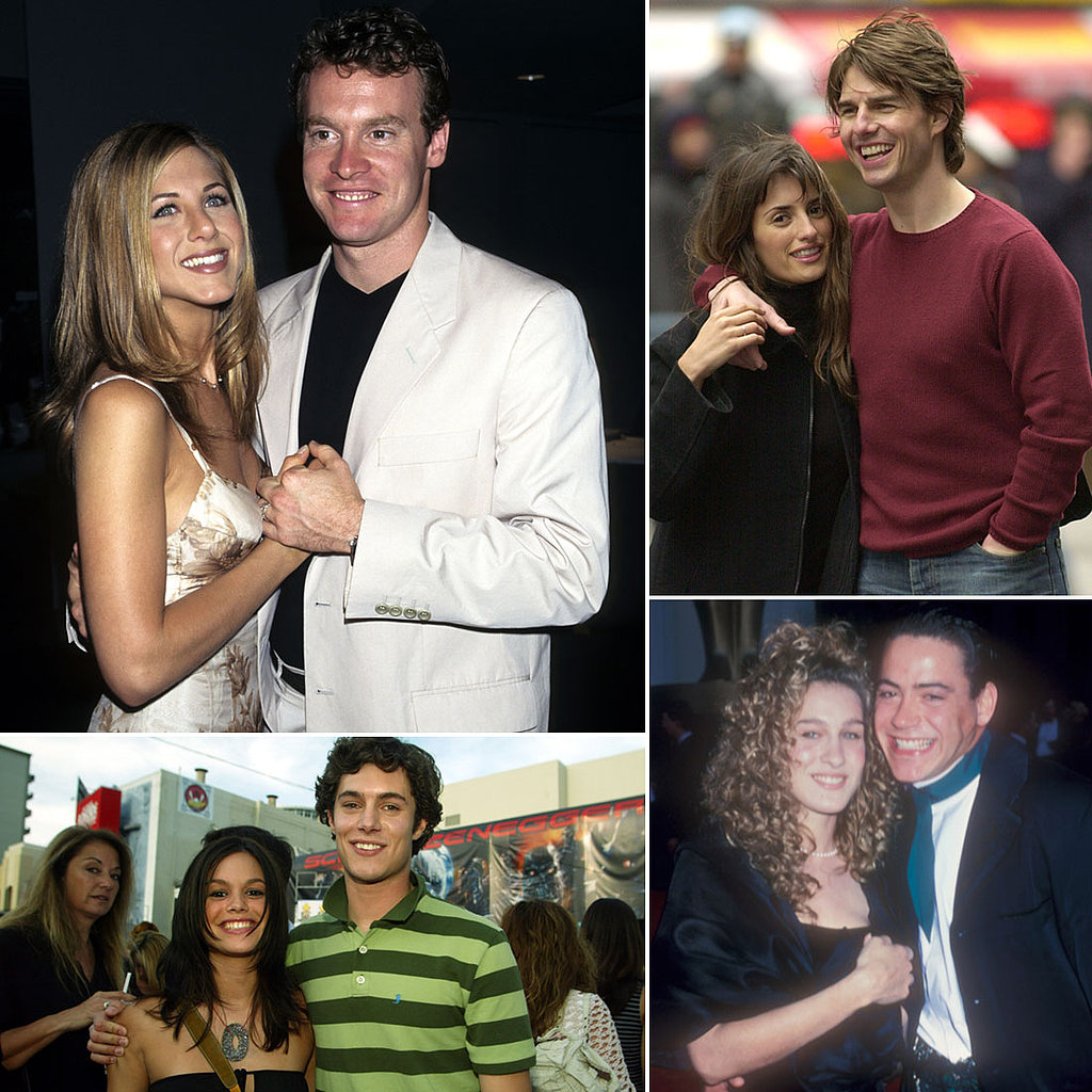 They Dated?! Celebrity Couples From the Past!