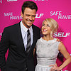 Josh Duhamel &amp; Julianne Hough at Safe Haven Premiere in NYC