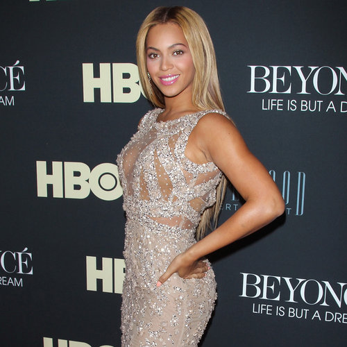 Beyonce's HBO Premiere Red-Carpet Dress