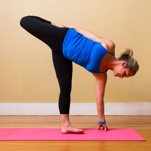 Post-Run Yoga Sequence