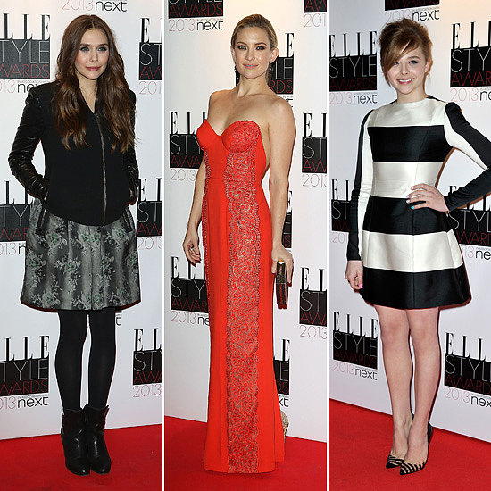 Kate, Elizabeth and More Celebrate the Elle Style Awards in London